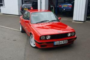 bmw e30 with m52b28 engine fitted