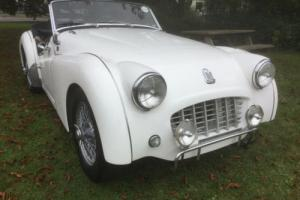 1957 Triumph TR3 - Absolutely magnificent example !!!