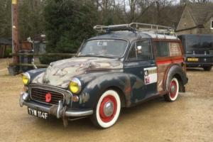 Morris minor Traveller Estate Only 17k miles from new.. VW Beetle alternative.