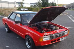 ford cortina mk5 2.0 zetec on carbs