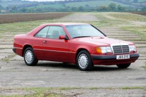1992 Mercedes-Benz W124/C124 300CE - 59k Miles - One Owner From New - FSH