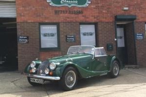 1978 Morgan 4/4, 2 Seater Sports, 13700 miles from new