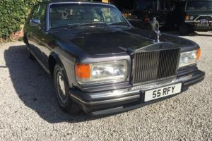 Rolls Royce Silver Spur 11 - 44K Miles FSH - 92 J Reg - Active ride model Photo