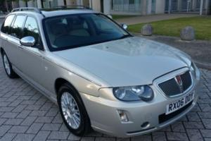 2006-06 ROVER 75 CON-EUR SE CDTi 135 ESTATE AUTO 1 OWNER 74K FSH STUNNING Photo