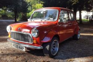 1993 ROVER MINI SPRITE 1275cc  only 14,000 miles not cooper