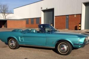 Ford Mustang Convertible '67' Photo