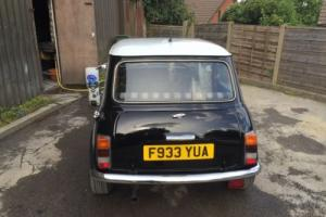 AUSTIN MINI.1988, 1275CC Photo