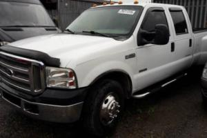 2007 F350 XLT AMERICAN FORD PICK UP TRUCK COMMERCIAL LONG BED