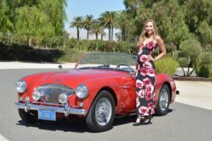 1956 Austin Healey 100-4 BN2 RARE GARAGED ORIG PAINT 100-4 AUSTIN HEALEY BN2