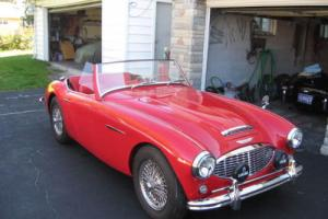 1957 Austin Healey Other bn4 Photo