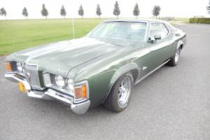 1971 MERCURY  GREEN