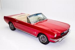 1966 Ford Mustang 289 Auto AC Pony Interior