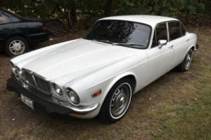 1972 Jaguar XJ6 VADEN PLAS (EXTENDED WHEEL BASE)