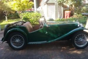 1946 MG T-Series MG TC