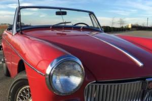1967 MG Midget MKIII Photo