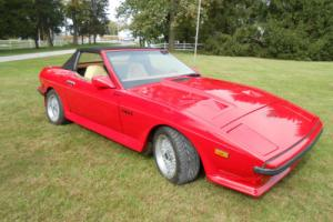 1986 Other Makes 1986 TVR 280i Convertible: Tasmin Wedge
