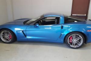 2008 Chevrolet Corvette 3LZ Z06 ZR1 JETSTREAM