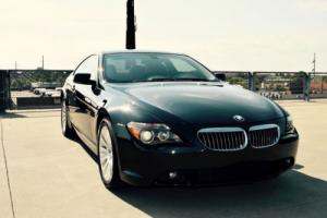 2004 BMW 6-Series