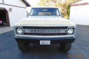 1969 Chevrolet Blazer