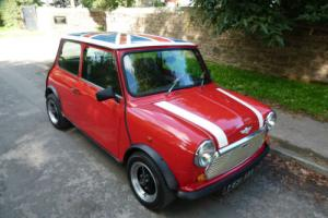 1989 Austin Mini fully restored Cooper lookalike. part exchange or swap welcome