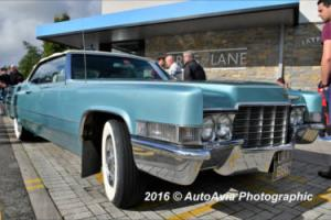 1969 Cadillac Coupe Deville Convertible with Continental Kit classic
