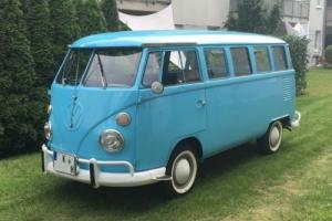 Beautiful 1974 VW T1 Bus!!!