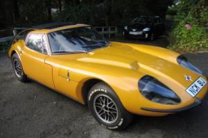 marcos 3 Litre, 1971, One owner from new, 14000 miles, totally original stunning