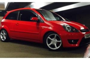 Ford Fiesta 1.25 with full ST kit including escort GTI alloys