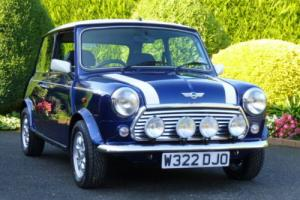 Unique Last Edition Mini Cooper On Just 2450 Miles From New!!