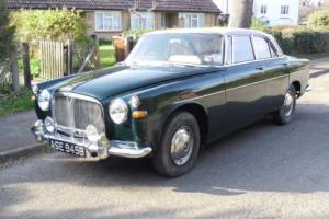 ROVER P5 MANUAL COUPE  1964