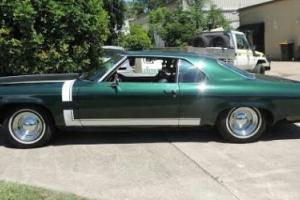 GM Muscle Car 1972 Delta 88 Royal Oldsmobile 8 Cylinder