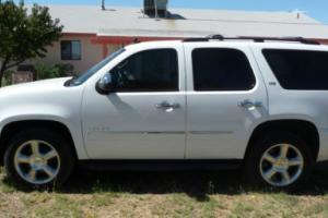2009 Chevrolet Tahoe LTZ Photo