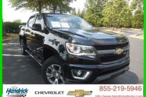 2015 Chevrolet Colorado 2WD Z71 Photo