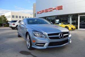 2014 Mercedes-Benz CLS-Class 4dr Coupe CLS550 RWD