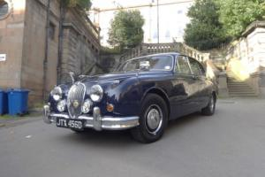 1966 Jaguar Mark II 2.4 Litre Manual Overdrive