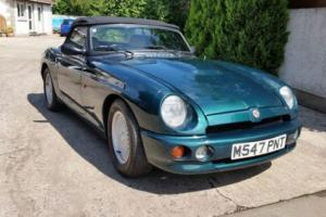 MG RV8 Genuine UK car MGR V8 Photo
