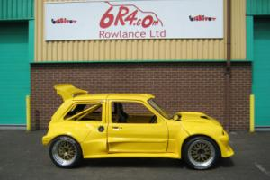 MG Metro 6R4 - DAM4100 1 of 3 Long Wheelbase Lightweight Cars for Sale