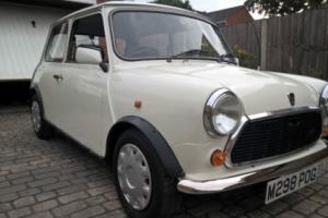 Beautiful classic 1995 Rover Mini Sprite 1275cc, 63,000 miles, 3 owners