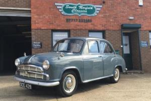 1955 MORRIS COWLEY1200, Matching numbers, 39000 miles from new
