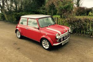 ROVER MINI COOPER SPORT Genuine Sport version light restoration late 2000 X reg Photo