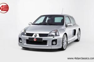FOR SALE: Renault Clio V6 255 2004