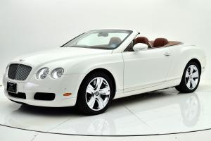 2008 Bentley Continental GT W-12