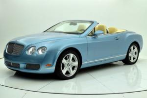 2007 Bentley Continental GT W-12