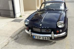Triumph Spitfire Mk2 1965 Photo