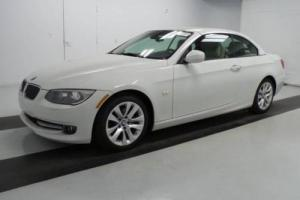 2013 BMW 3-Series 328i 2dr Convertible Convertible 2-Door I6 3.0L
