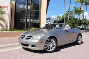 2007 Mercedes-Benz SLK-Class 3.5L Photo
