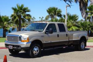 2000 Ford F-350 7.3L 4X4 DUAL REAR WHEEL DIESEL 5TH WHEEL 1 OWNER