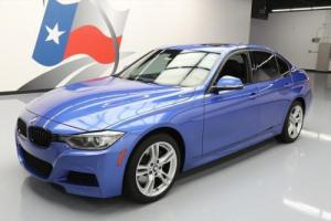 2014 BMW 3-Series 328I XDRIVE M-SPORT TURBO SUNROOF NAV