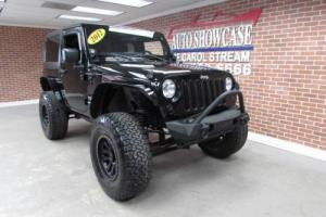 2012 Jeep Wrangler Sport Lifted 4X4