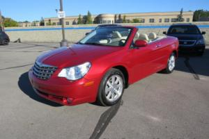 2008 Chrysler Sebring 2dr Convertible Limited FWD